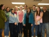 spring 2013 group with TLAM leaders and Learning Center staff