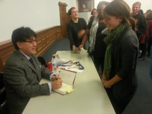 Robin meets Sherman Alexie
